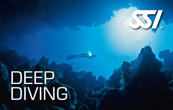 SSI Deep Diving