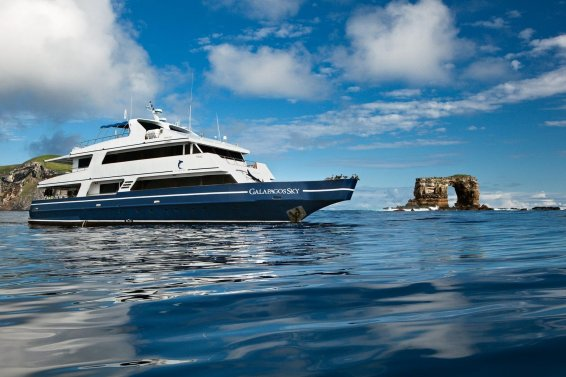Galapagos Islands on Galapagos Sky Liveaboard - March 2022
