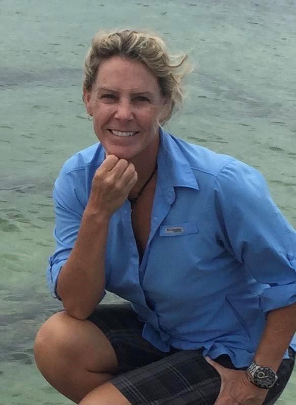 Kara Bierman - Open Water Scuba Instructor