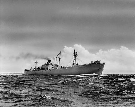 Thomas Heyward Liberty Ship