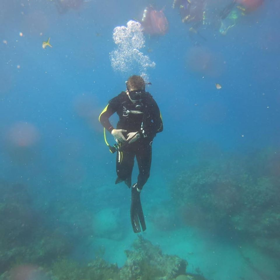 NAUI Open Water Scuba Diver