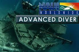 NAUI Advanced Open Water Scuba Diver