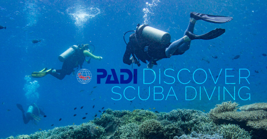 PADI Discover Scuba