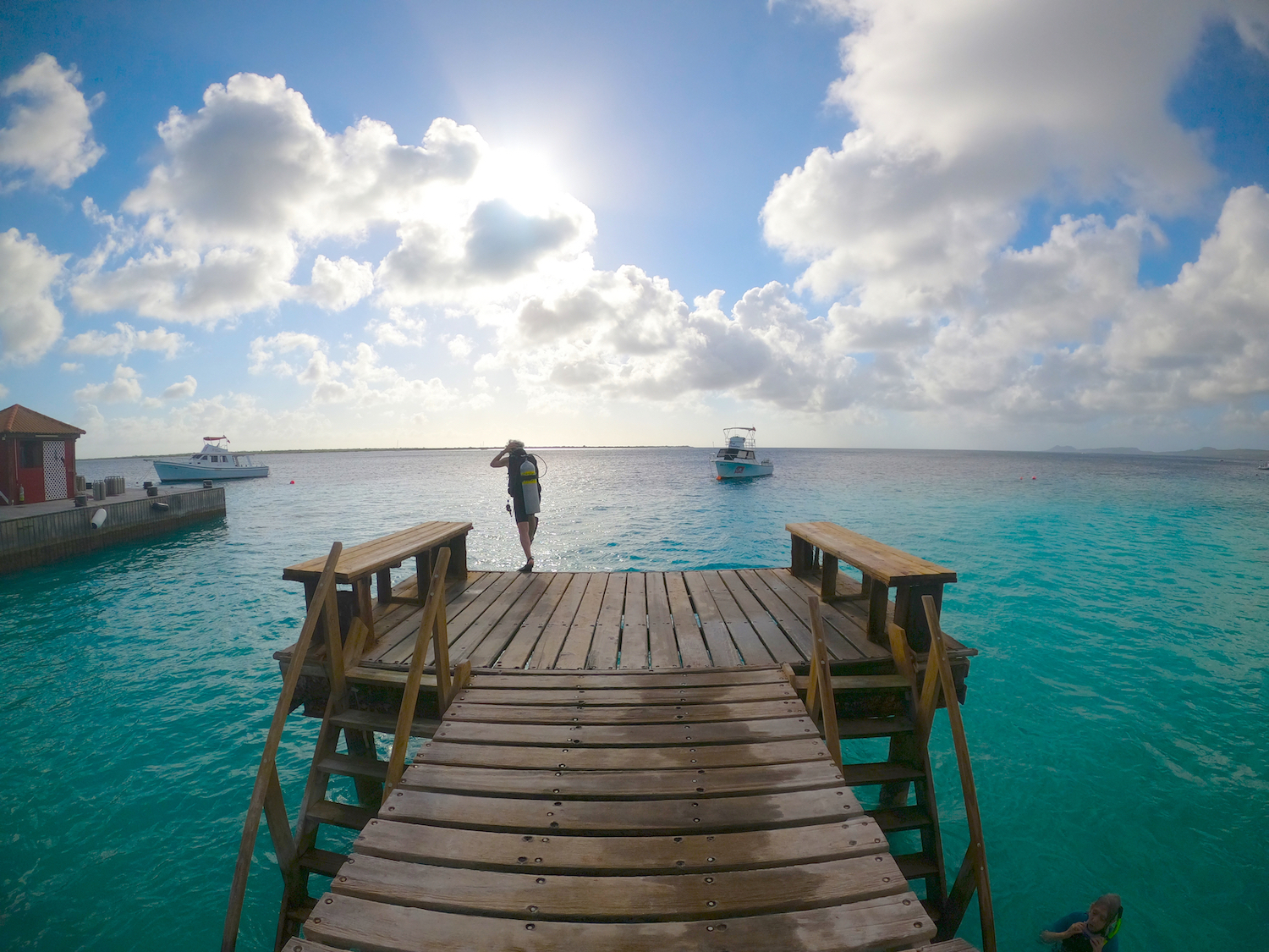 Back to Bonaire!  October 9-17, 2021