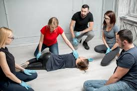 Diving First Aid Instructor