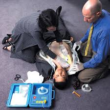 CPR: Health Care Provider with First Aid