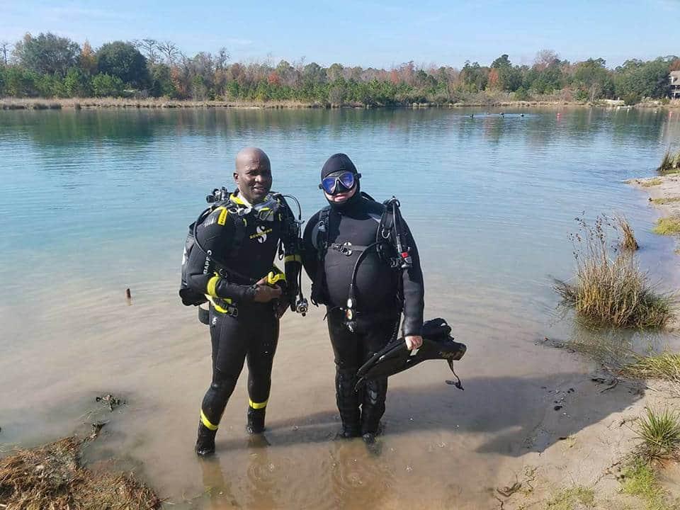 Local Lake Dives