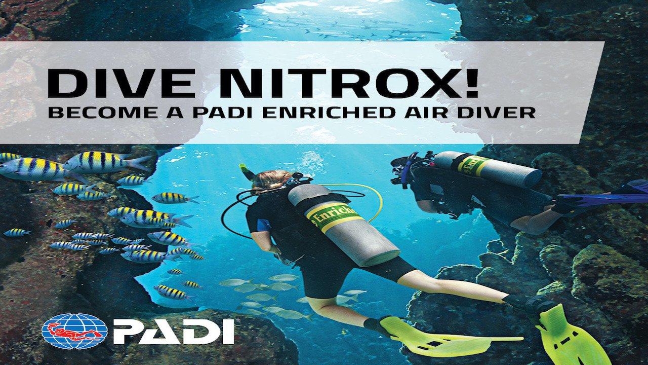 Enriched Air / Nitrox