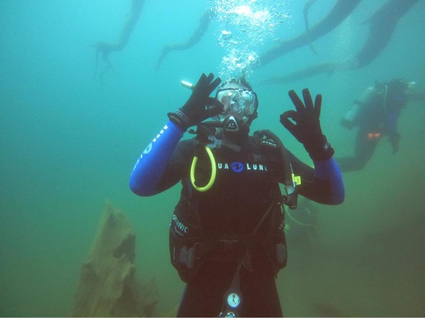 Shore Dive September