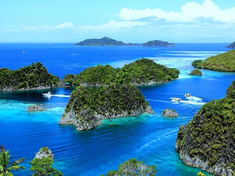 Spice Island, Ambon, Indonesia
