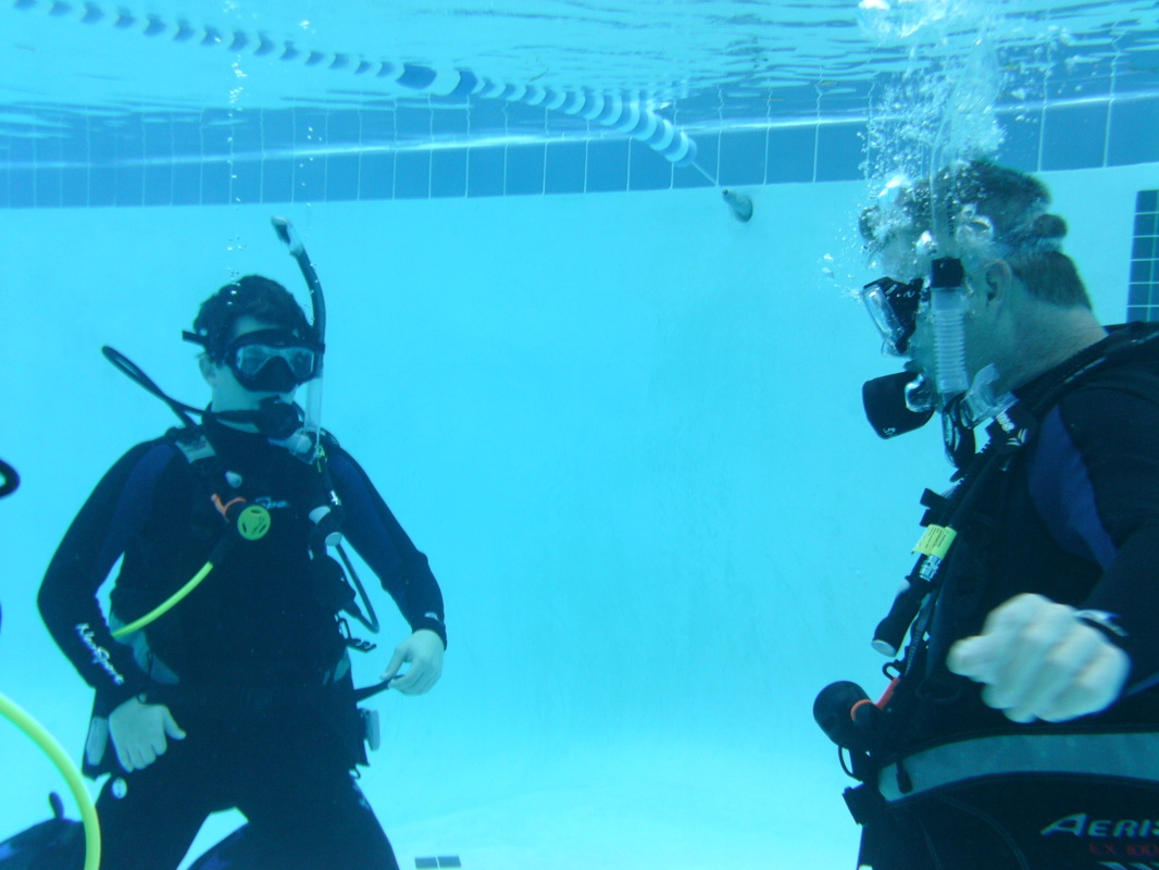 Discover Scuba Diving - Confined Water