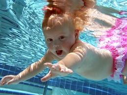 Parent & Child - Aquatics Level 1 - (6 months to 3 years)