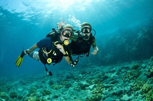 Discover Scuba Diving - Open Water