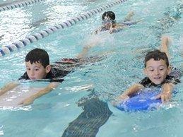 Preschool - Aquatics Level 1 - (4 to 5 years)