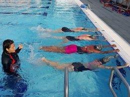 Fundamental Aquatic Skills - (15+ years)