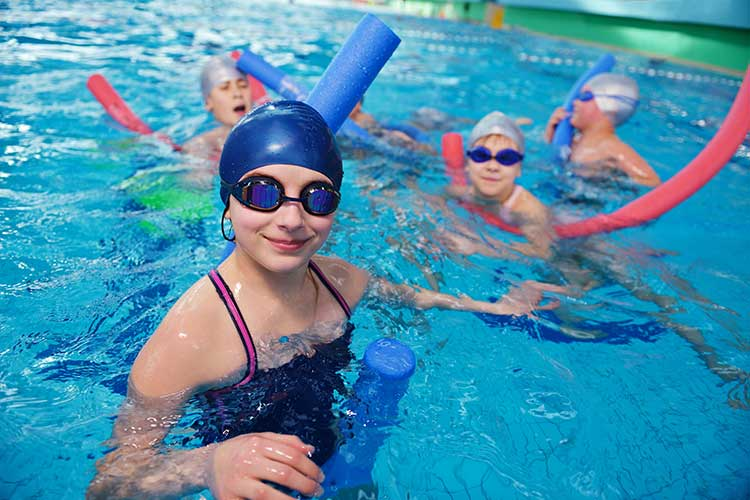 Swimming & Safety
