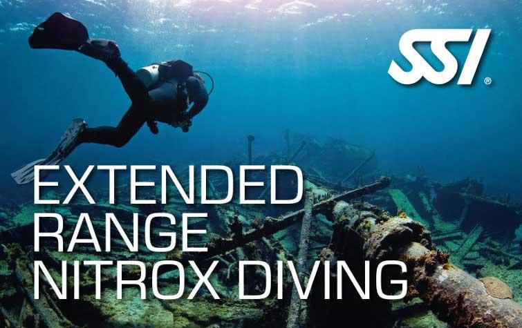 Extended Range (XR) Nitrox Diving