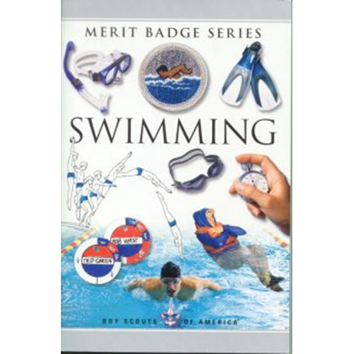 Boy Scout Swimming Merit Badge