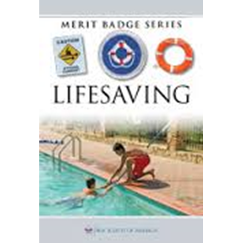 Boy Scout Life Saving Merit Badge