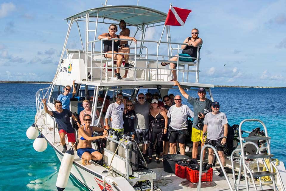 SDI Boat Diver
