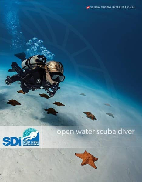 SDI Open Water Scuba Diver Certification (2 Weekends)