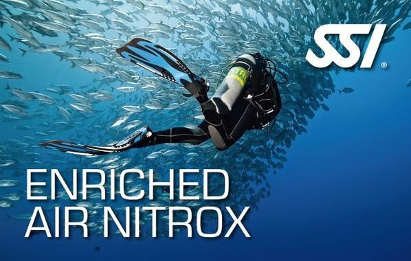 Open Water Diver & Enriched Air Nitrox Bundle