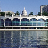Monona Terrace - West Side