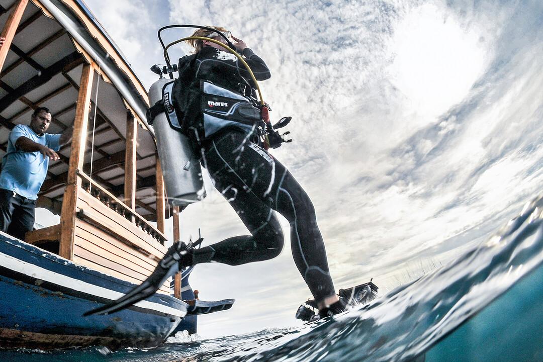 Boat Diving Fundamentals