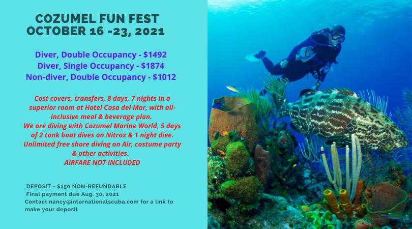 Cozumel Fun Fest