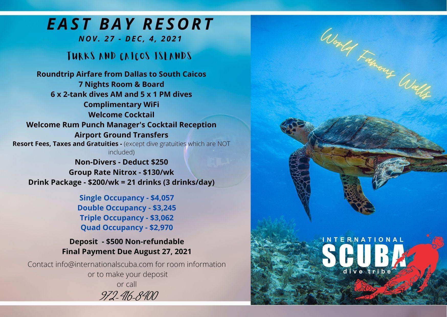 South Caicos, Turks & Caicos