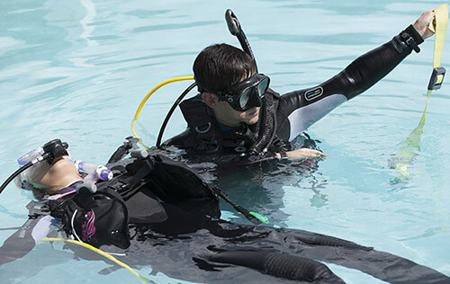 First Aid, CPR and Oxygen Administration (NAUI/DAN)