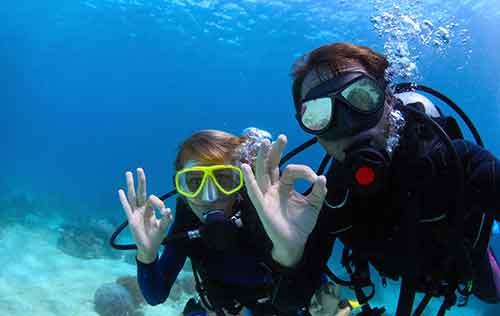 Scuba Diver / Junior Scuba Diver
