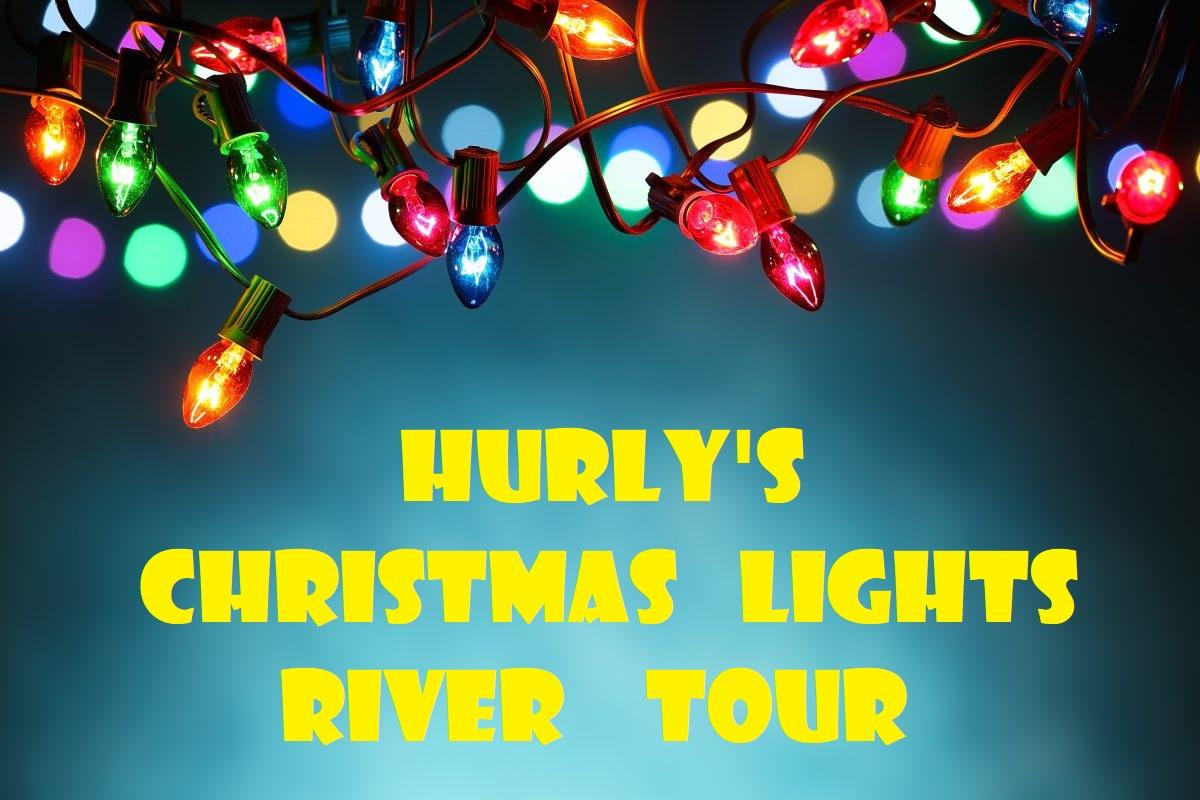 Christmas Lights River Tour