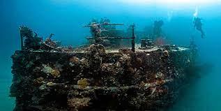 SOLD OUT - Chuuk Lagoon and Palau