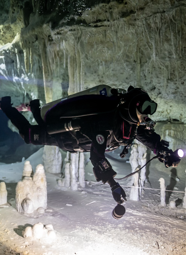 Into To Tec (sidemount or backmount)