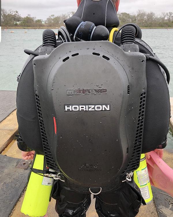 Mares Horizon – Recreational Rebreather!