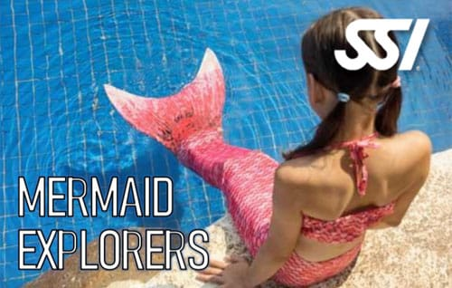 SSI Mermaid Explorers