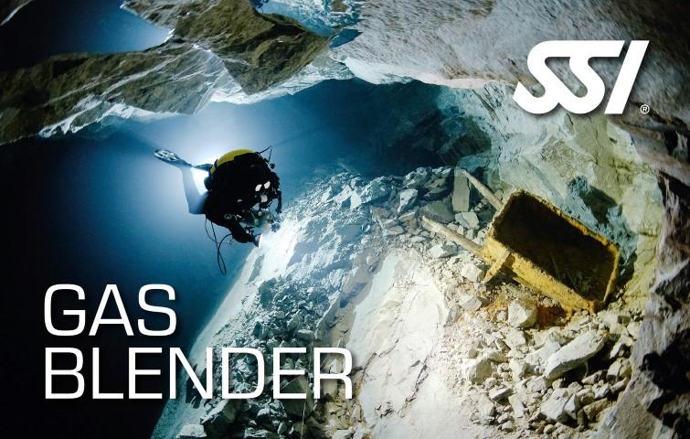 SSI Gas Blender
