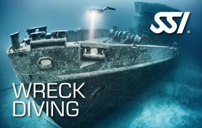 SSI Wreck Diving