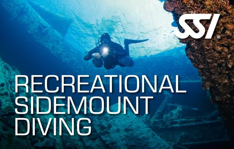 SSI Recreational Sidemount