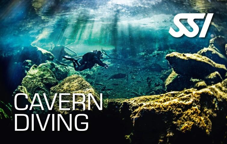 SSI Cavern / Cenote Diver