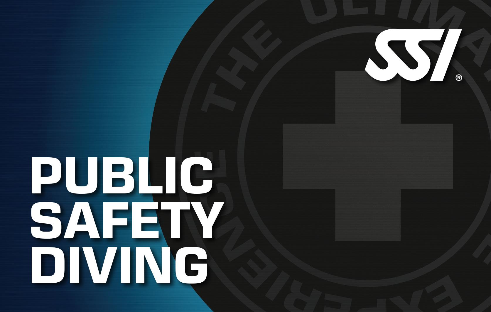 SSI Public Safety Diver