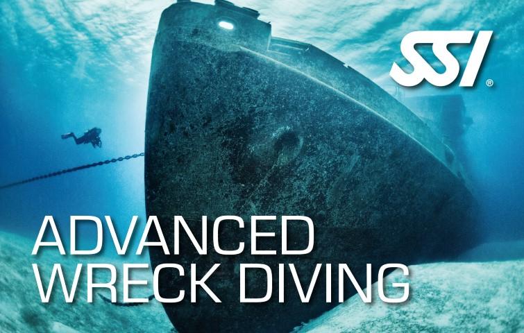 SSI Advanced Wreck Diving