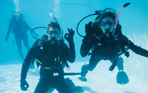 Rebreather Cave Diver
