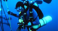 Normoxic Trimix Diver