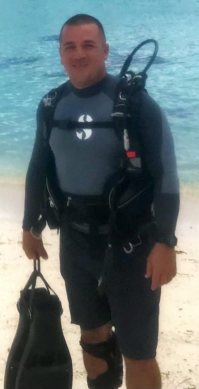 Orlando Ortiz - Instructor / DMT