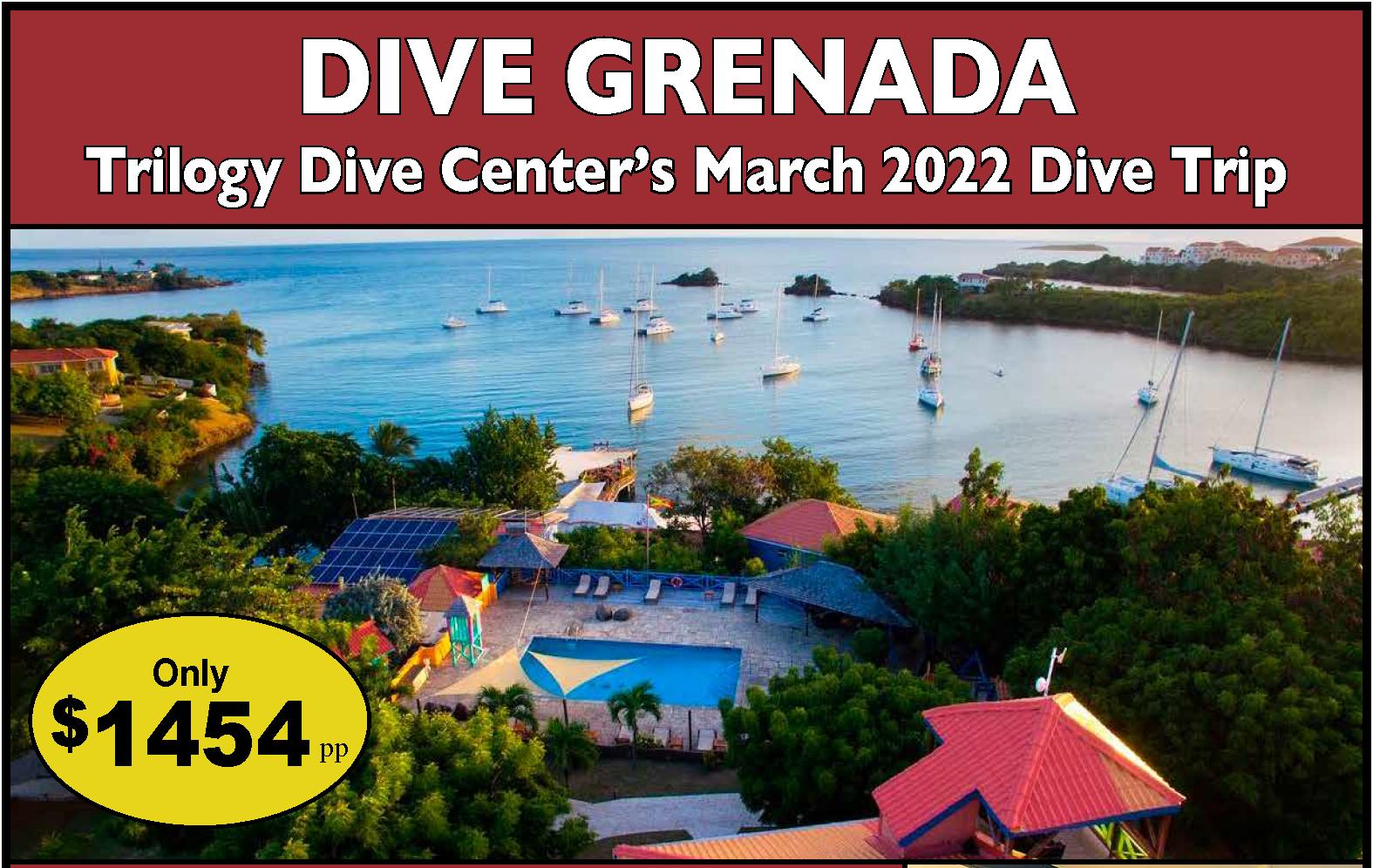 Grenada - Mar 2022
