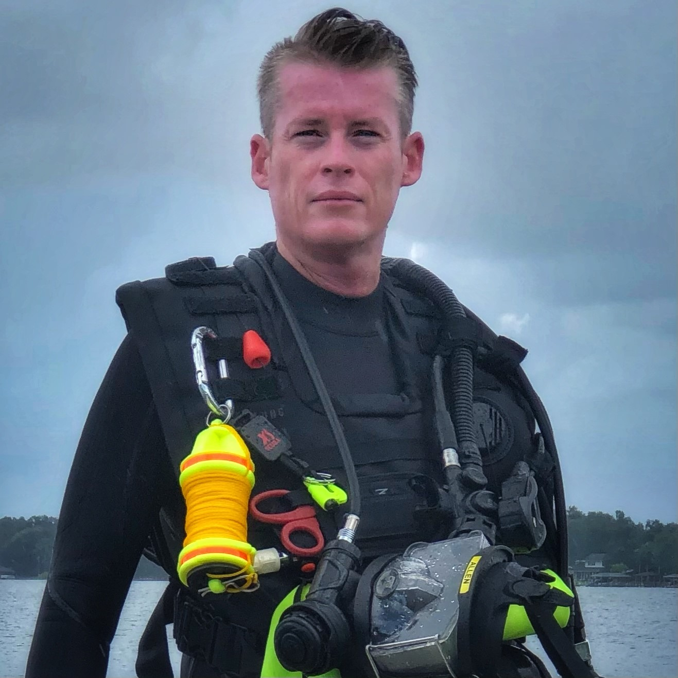 Brandon Allen - Director Public Safety Diving / Dive Master
