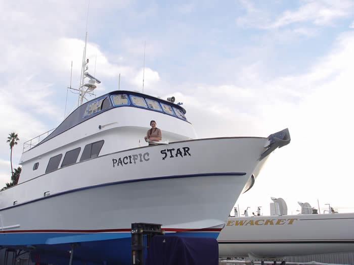 Pacific Star Charter
