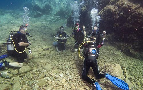UTD Open Water Certification Dives